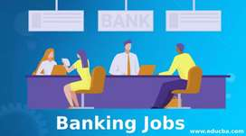 All private banks hiring male and females candidate