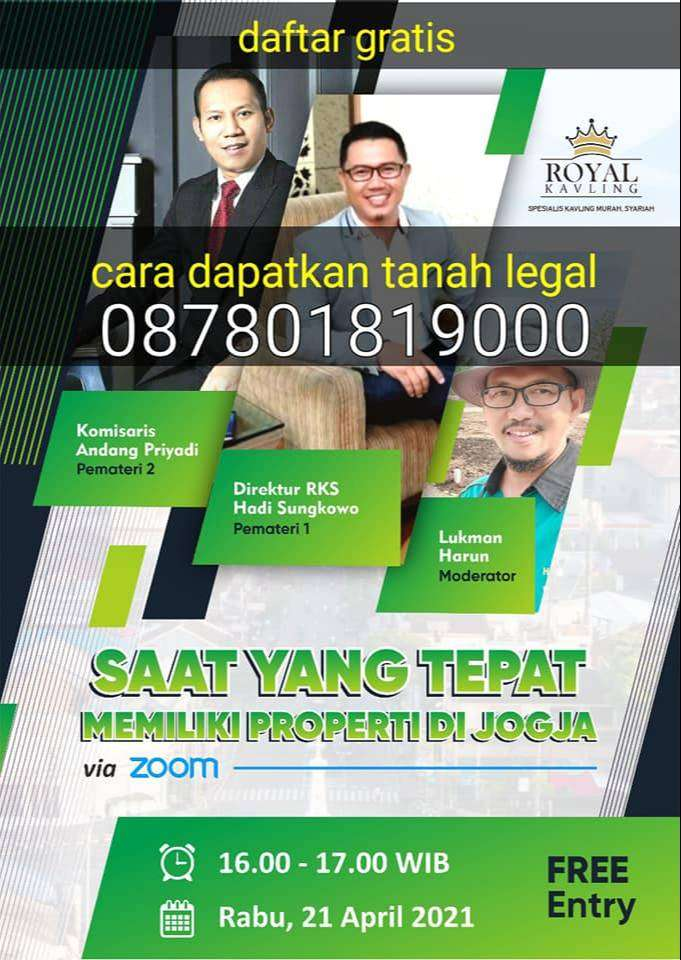 harga tanah murah 2021 tanah legal shm de campus land 2 strategis