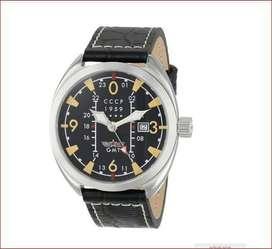 Jam tangan rusia cccp original kulit