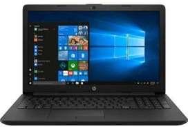 New HP 7Core i-3 Laptop