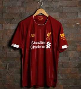 Jersey GO Liverpool Home Musim 19/20