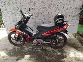 Suzuki Axelo Tahun 2013