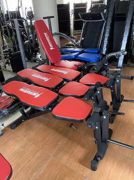 Straight bench bench press& multi bench and fitness equipment