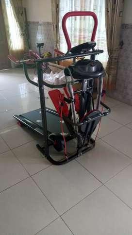 Treadmil treadmill gratis pesan antar GRATIS