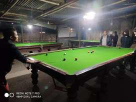 Snooker board for se