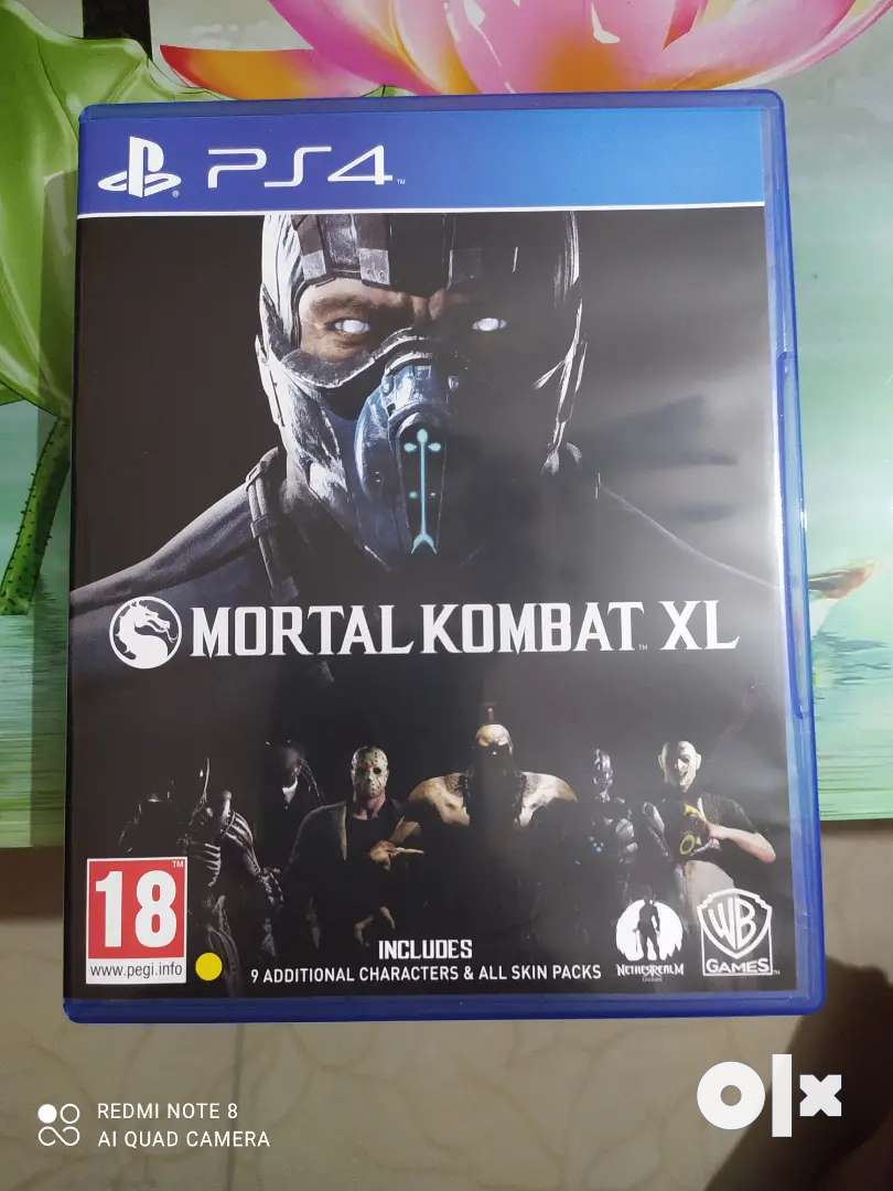 Mortal Kobat XL Brand New