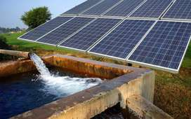 Solar Agriculture. Solar System for 15 HP Submersible Motor Price