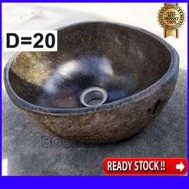 boozzem spesialis wastafel asli batu alam tulungagung ukuran d20
