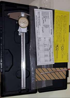 Sigmat Mitutoyo Analog 200 mm 8 inch Original Japan