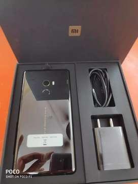 Best mobiles MI mix 2 6GB 128GB  sealed box D835 processor