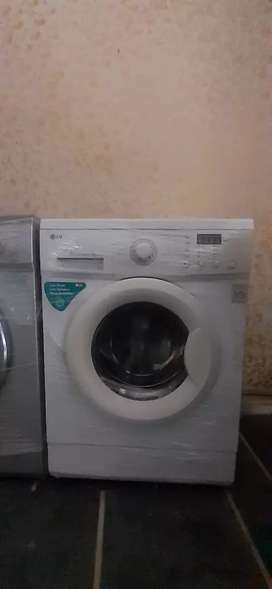 Front load washing machines on rent with maintenance