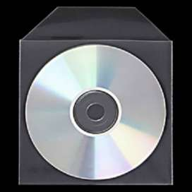 Clear CD Sleeves