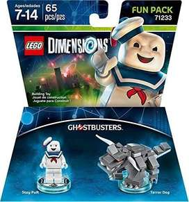 LEGO Dimension Ghost busters Fun Pack 71233