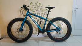 Di jual Fat Bike Mongoose
