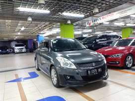 Suzuki Swift GX Automatic 2014. Istimewa