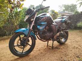 Well maintained Yamaha Fzs
