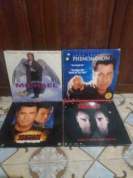 Laserdisc film John Travolta