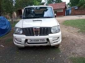 Mahindra Scorpio in best condition.