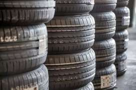 30% USED SECOND HAND TYRES AVAILABLE FOR ALL VEHICLES.