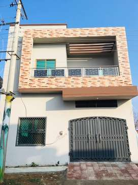 5.5 Marla Double story House For sale