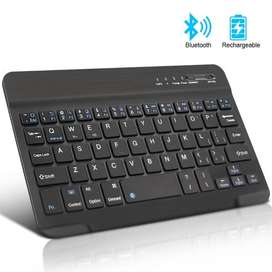 Mini Keyboard Wireless Bluetooth Slim for Windows Android iOS Apple PC