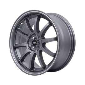 jual velg racing hsr wheel type hiroshima ring 17x7,5 h8(114,3/100)
