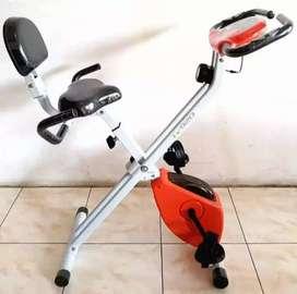 Sepeda statis fitness X bike magnetic TL 920 BN524