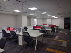 50-100 Seater Fully Furnished Office For Rent/Lease At South Tukoganj