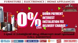 Furniture & Electronics at 0% EMI in PALAYAM with Free Delivery