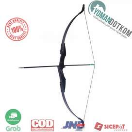 JH814 WoSport Busur Panah Powerful Recurve Archery Bow