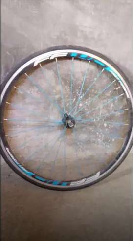 Wheelset ritchey ds pro