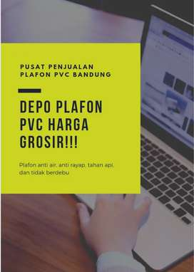 PLAFON PVC (PLAFON ANTI AIR)