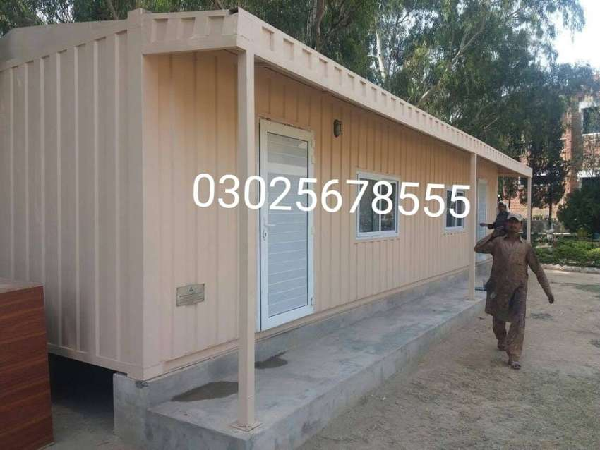living container/library container,porta cabin/office container Gwadar 0