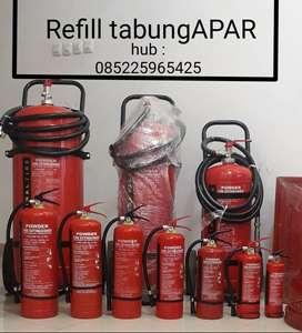 Refill  / Isi Ulang Tabung Kebakaran ( APAR )