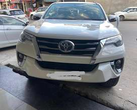 Toyota Fortuner Well Maintained