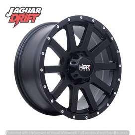Velg Mobil HSR R17 KARAS Ring 17 Lebar 8 Pcd 6 Pajero Terrano Dmax Dll