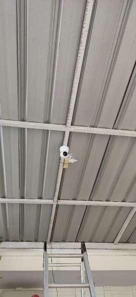 Kamera cctv simpel monitor kontrol di hape tanpa ribet
