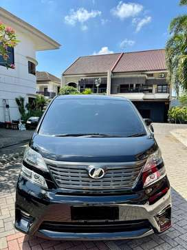vellfire 2.4 mulusss km 100rb special