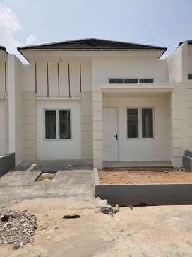 Dijual rumah modern, harga murah, fasilitas lengkap, tanpa BI cheking