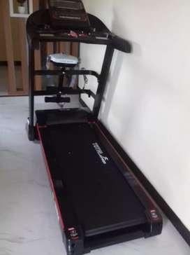 Treadmill elektrik comersial besar terbaru termurah