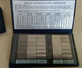 Rugotest / Surface Roughness Comparator
