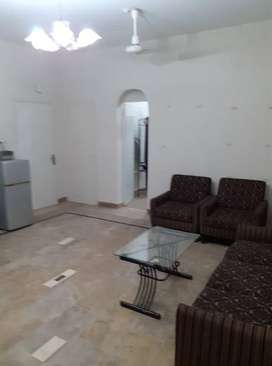 Full furnished 1 bed Beautiful Appartement for rent in dha ph-5