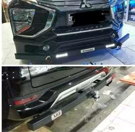 Paket Towing ARB Depan Blakang Xpander, Tinggal Masang