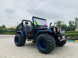 Modified Open Willy Jeeps | Modified Gypsy | Modified Thar on Order