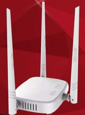 Tenda Wireless Router Wi-Fi N318 Ondersteuning