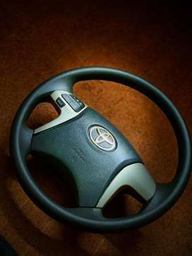 Toyota Corolla steering model 2009 and up with multimedia