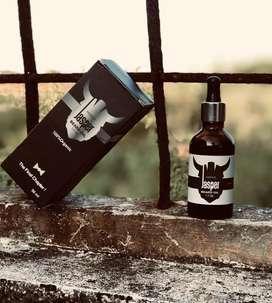 Jasper beard oil