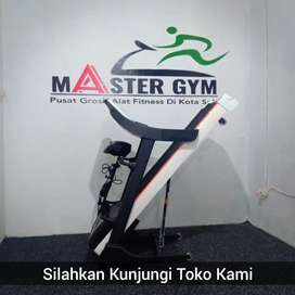 Alat Fitness Treadmill Electrik MG/197 - Kunjungi Toko Kami