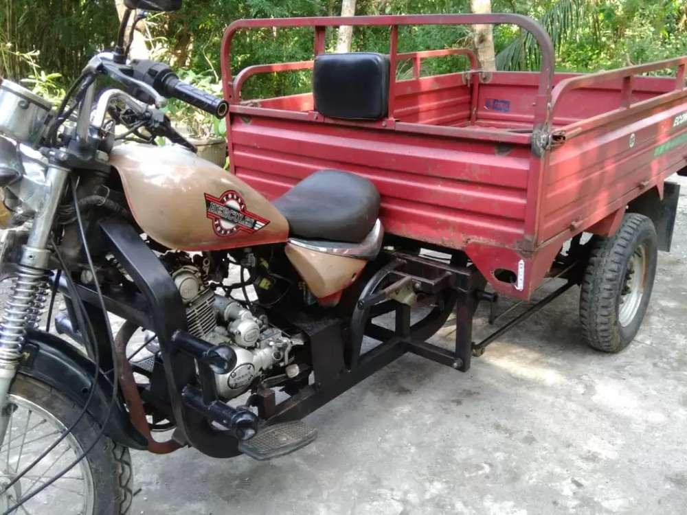 Tossa 200 cc Long