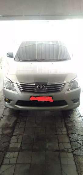 Toyota Kijang Innova 2.5 V Disel ( 2012 )
